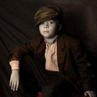 Маленький мужчина :: Юля Кудрявцева
