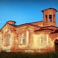 church :: Arina Kekshoeva