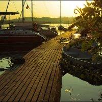Яхтклуб на Днепре :: L Nick
