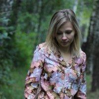 прогулка :: Мария Лоськова