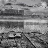 Прощание с летом :: Семён Титков