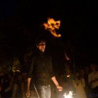 Лицо из огня :: Роман Яшкин