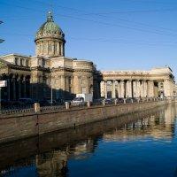 Канал Грибоедова, Казанский собор :: Алексей Кудрявцев