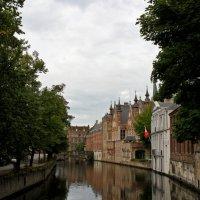 Средневековый город Брюгге :: Александр Наумов