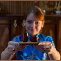 Приглашение к чаю! :: Фёдор Винокуров