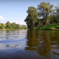 Река :: Дмитрий Люльчак