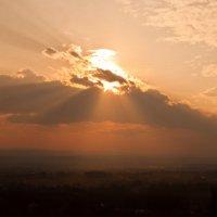 Теплый закат :: Anton Yatsenyuk