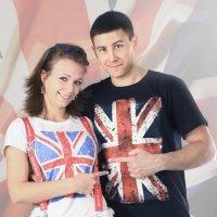 Я с девушкой :: Антон Мовчан