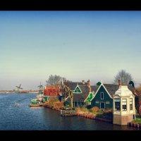 Заансханс- старая Голландия :: Altah ET