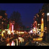Район улиц красных фонарей :: Altah ET