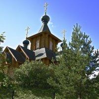 Храм в Сыктывкаре.2 :: Анатолий Викторович КЛИМЕНКОВ