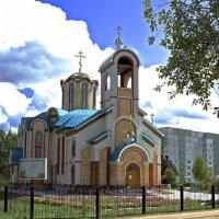 Храм в Сыктывкаре.3 :: Анатолий Викторович КЛИМЕНКОВ