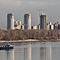 Левый берег Днепра :: Тамара Крутова