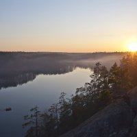 озеро Ястребиное :: Максим Судаков