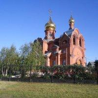 Церковь :: Ольга Янцен