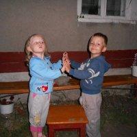 дети :: Ольга Янцен