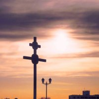 Крест :: Елена Маскалева