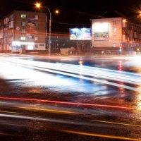 Ночное движение :: Anton Yatsenyuk