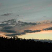 Северный закат :: Натали V
