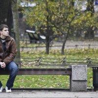 ...пока один... :: Сергей Долженко