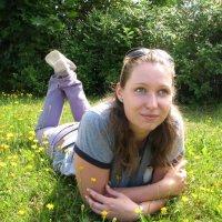 Прогулка в парке :: Екатерина Климова