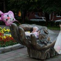 Девочка :: Роман Яшкин