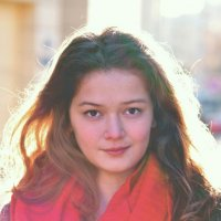 Катя :: Diana Uspenskaya
