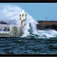 Зимний страж бухты Узкой :: L Nick