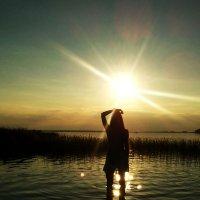 прощаясь с солнцем :: Аня Петренко