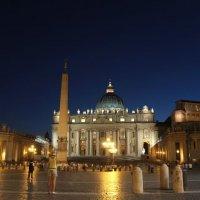 Piazza San Pietro :: Eva Langue