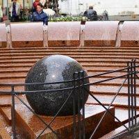 фонтан на Малой Садовой :: Алексей Кудрявцев