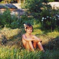 лето в деревне :: Ольга Кузнецова