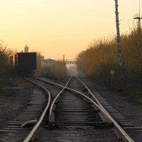 два пути :: Sergey Ganja