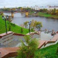 Витебск после дождя :: Константин Жирнов