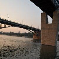 мост на Оби :: Константин Кириллов