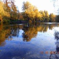 Осенние зеркала :: Олег Чумак