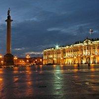 Дворцовая площадь :: максим лыков