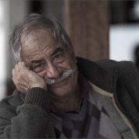 Портрет кипрского таксиста :: Виктор Перякин
