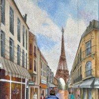 А до Парижа-то  два шага! :: Ирина Данилова