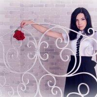 """Фото сделано в рамках проекта """"Девушка с ароматом кофе"""" :: Кристина Kottia"""