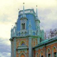 Царицыно, дворец Екатерины 2 :: Viacheslav Birukov