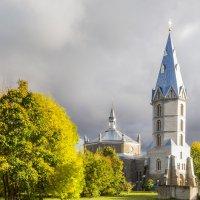 Нарвская Александровская церковь :: Кирилл