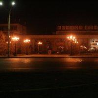 Речной вокзал :: Евгений Спицын