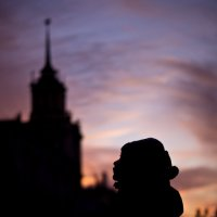 Осенний вечер... :: Елена Сазонтова
