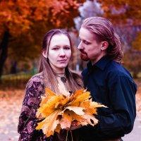 Сказки осеннего леса :: Darrex .
