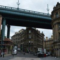 Tyne Bridge, символ города с 1928 года :: Михаил Кононов