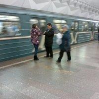 м.Тульская :: Павел Михалев