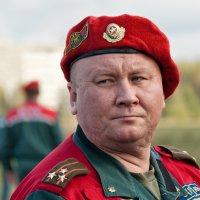 Настоящий полковник :: Анатолий Тимофеев