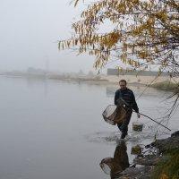 Рыбак :: Алена Реброва