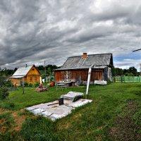 В деревне :: Юрий Михайлов